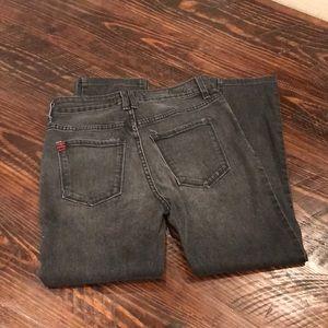 BDG Black Highrise Skinny Jeans